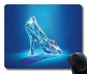 Design Mouse Pad Desktop Laptop Mousepads Cinderella Lost Shoe Comfortable Office Mouse Pad Mat Cute Gaming Mouse Pad
