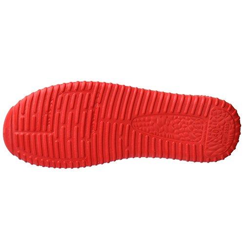 Scarpette Da Passeggio Comfort Sandalo Unisex Da Giardino Sandalo Comfort Rosso