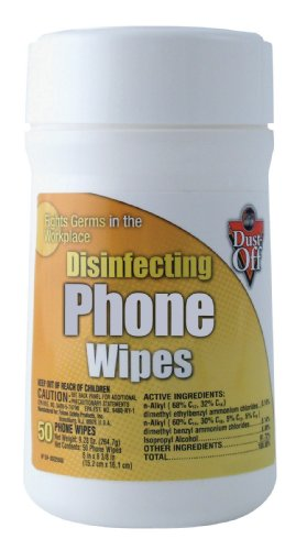 Falcon Disinfecting Phone Wipes DDFT