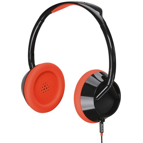 Nixon: Trooper Headphones - Neon Orange