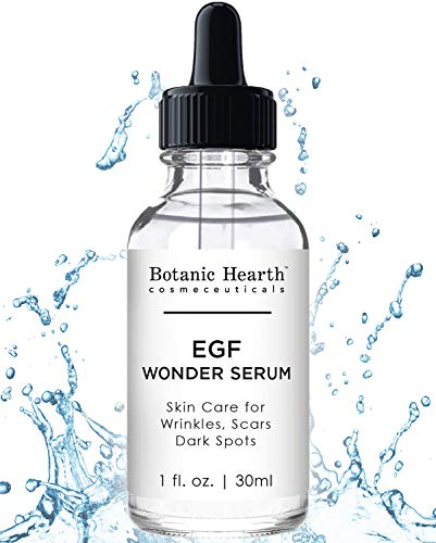 Acne Scar Removal & Wrinkle Wonder Serum, Reduces the Appearance of Scars, Wrinkles, Burns, and Dark Spots Visibly - for Men and Women - 1 fl. oz.