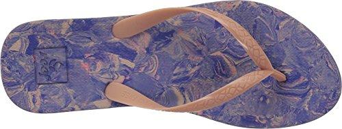 Bb1 Para Azul Chanclas Reef Escape blueberry Mujer Swirl Lux 8RxIZwqS