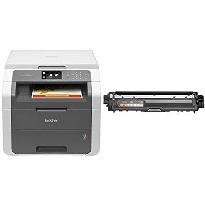 Brother Wireless Digital Color Printer with Convenience Copying and Scanning (HL-3180CDW)