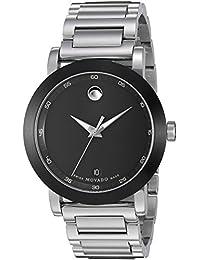 Men's 0606604 Museum Sport Stainless Steel Watch