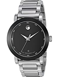 Movado Men's 0606604 Museum Sport Stainless Steel Watch