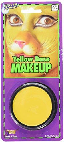 Forum Novelties Grease Makeup - Yellow