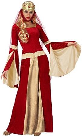 Atosa 15437 - Disfraz de medieval para mujer, talla XL: Amazon.es ...