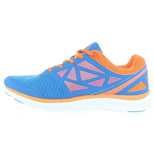 Chaussures de sport pour Homme KAPPA 303N3V0 FANGER 956 ROYAL-NEON