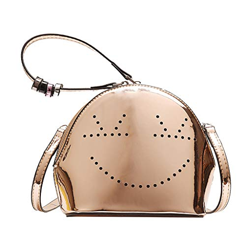 Womens Shoulder Bags, SIN+MON Laides Crossbody Bag Tote Top-Handle Handbags Purse Phone Bag for Wedding Party Ball Travel
