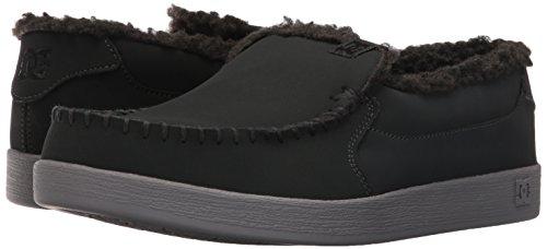 DC Shoes Men's Villain WNT Low Top Shoes Gray 14