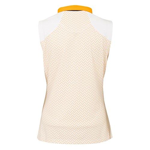 Annika - Camisa deportiva - para mujer blanco
