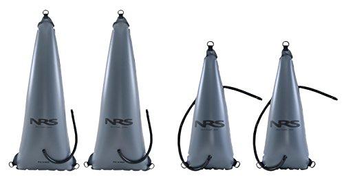 NRS Kayak Stern Float Bags-Bow/Stern Set
