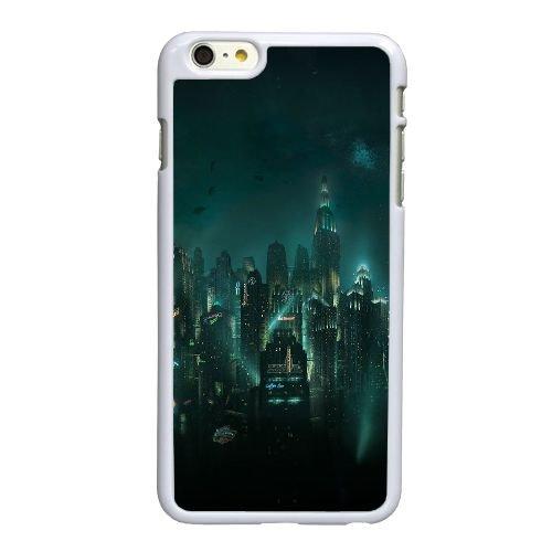 Bioshock Rapture U0O35M9JF coque iPhone 6 6S 4.7 Inch case coque white 4K2Y0T