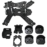 Deformation Insect 130mm Frame Kit with TS5828 Mount, 1306 Motor Guards, FPV Mini Camera Mount