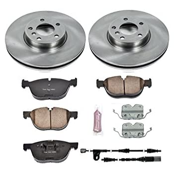 Daily Driver OE Brake Kit Autospecialty KOE4606 Front