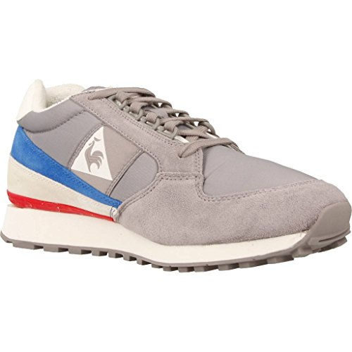 Men's shoes, colour Grey , brand LE COQ SPORTIF, model Men's Shoes LE COQ SPORTIF ECLAT NYLON Grey Grey