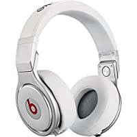 Beats Pro Wired Over-Ear Headphone - White (Certified Refurbished)