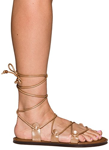 Sanuk W Yoga Cleopatra rose gold