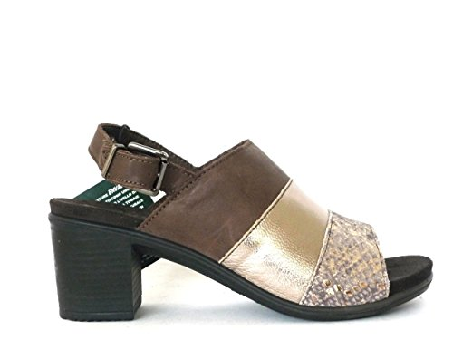 Enval Soft Gruppo Primigi - Sandalias de vestir para mujer marrón