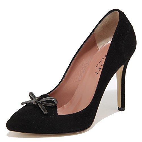 Nero Shoes Women Donna Barbieri Scarpe Nero 6296N set Simona Decollete Twin ZAPqxOYRwn