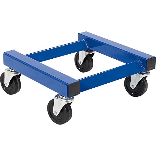 Torin Wheeled Car Tire Dolly - 4in. Casters, Model# CD002-4 by Torin Big Red (Image #1)