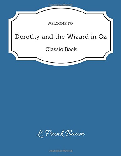 dorothy and the wizard in oz malaysia online bookstore l frank