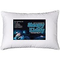 Smart Home Bedding Head Toddler Gel Pillow, White, 13 X...