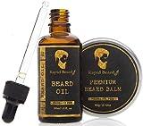 Beard Grooming kit for Men Care - Unscented Beard