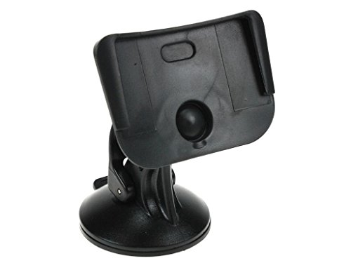 EKIND Car Windscreen Windshield Suction Cup Mount Holder Cradle for GPS TomTom (One XL or XL-S or XL-T) Black -