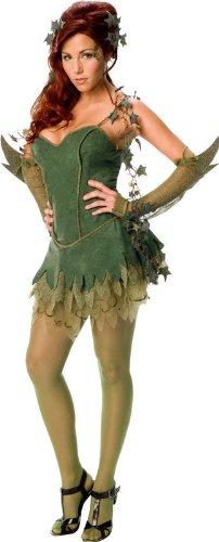 Poison Ivy Costume - Medium - Dress Size ()