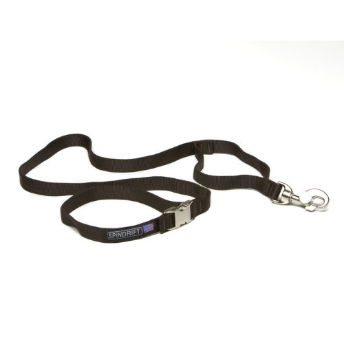 "Spindrift 644 Super Strong Standard Dog Lead (without Traffic Handle) - (5/8"" x 4ft), Red"