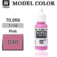 70958 17 ML. (40)-PİNK-MATT-MODEL COLOR