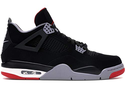 Air Jordan 4 Retro Og 2019 'Bred' - 308497-060 - Size 13