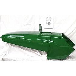 John Deere hood fuel door cowl set 4500 4510 4600 4610 4700 4710 LVU12063 FDIC
