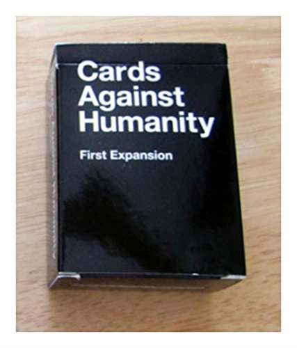 Cards Against Humanity First 1st Expansion 112 Card Party Game -