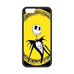 DIY Printed The Nightmare Before Christmas hard plastic case skin cover For iPhone 6,6S 4.7 Inch SNQ362902