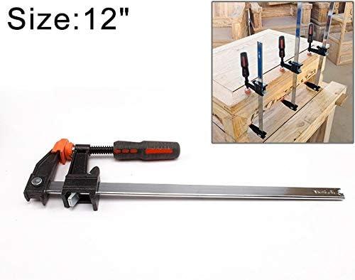 工具 12インチ多機能双方向Fクリップ木工高速固定クランプとスプライスツール DIY 作業工具