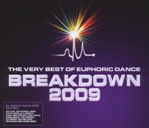 Very Best of Euphoric Dance Breakdown 2009