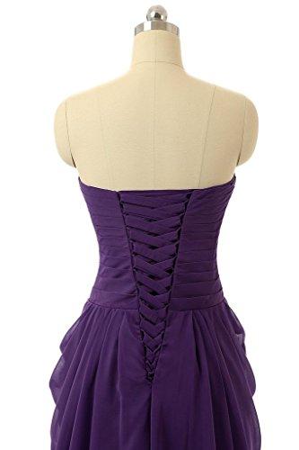 CoutureBridal - Vestido - Noche - para mujer morado