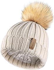 FURTALK Womens Sun Straw Hat Wide Brim UPF 50 Summer Hat Foldable Roll up Floppy Beach Hats for Women