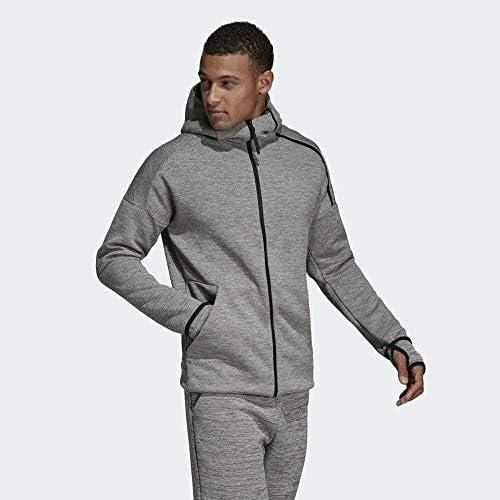 hoodie adidas z.n.e. fast release uomo