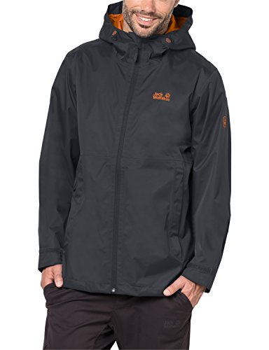 premium selection 232d2 8f6f2 Jack Wolfskin Men's Arroyo Jacket, Large, Ebony