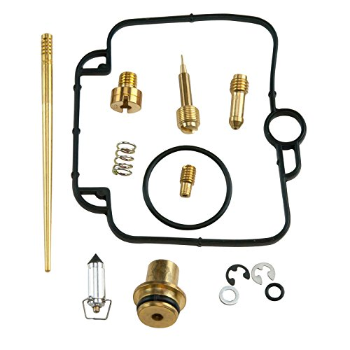 Scrambler 500 Polaris (New Premium Venom Brand 1998-2002 Polaris Scrambler 500 2x4 / 4x4 Carb Carburetor Rebuild Repair Kit)