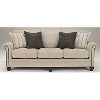 Nice Ashley Furniture Signature Design   Milari Sofa   Classic Style Couch    Linen