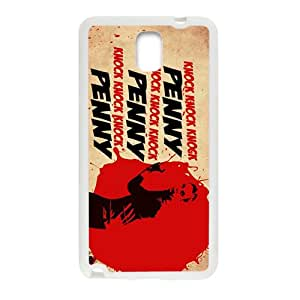Knock Penny Design Personalized Fashion High Quality Phone Case For Samsung Galaxy Note3
