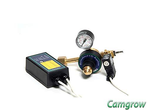 Ecotechnics – Evolution Co2 controller – Complet Kit or Single parts Hydroponics (Unis CO2 Controller – Complete Kit)