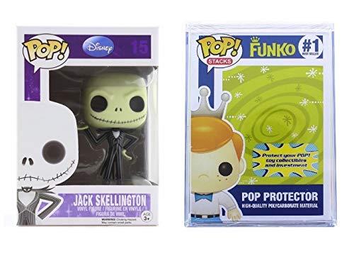 Funko POP Disney: Jack Skellington Vinyl Figure (Burton Figure Tim Vinyl)