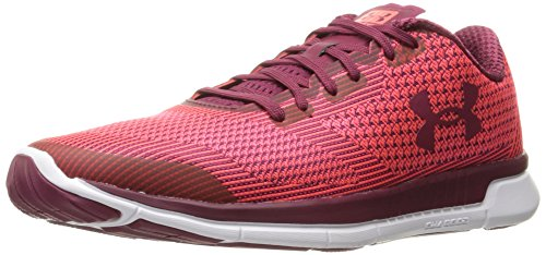 Baskets Noir Lightning 1285494 Under Femme Charged Red W Ua 006 Marathon Armour qwppf0a