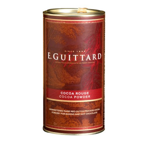 Guittard Chocolate Cocoa Rouge Cocoa Powder Unsweetened, 8 oz ()