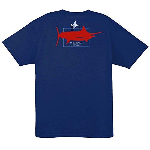 Guy Harvey Men's Logo Short Sleeve T-Shirt